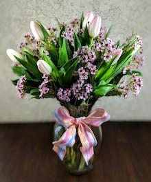 Cute Tulip Bouquet