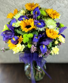 Bright & Cheery Bouquet in Glendora, CA
