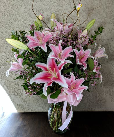 Lovely Lilies Bouquet in Rowland Heights, CA