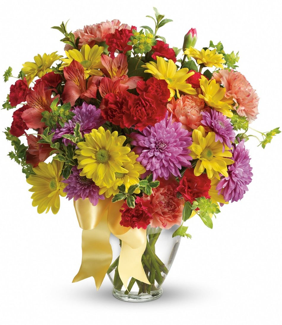 Color Me Yours Bouquet Glendora Flower Delivery