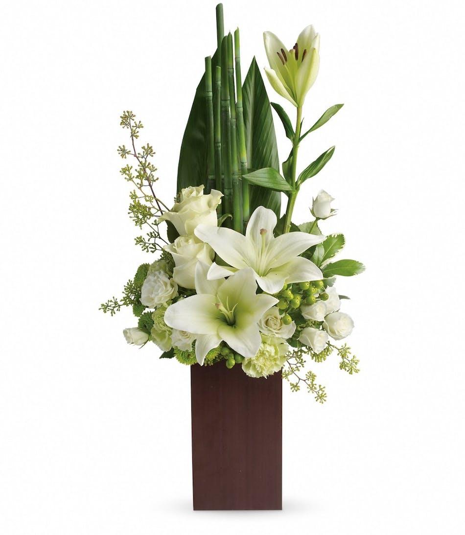 Peace Harmony Bouquet In Rowland Heights Whittier Glendora Ca