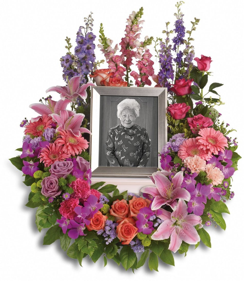 Rowland Heights Ca Cremation Flowers