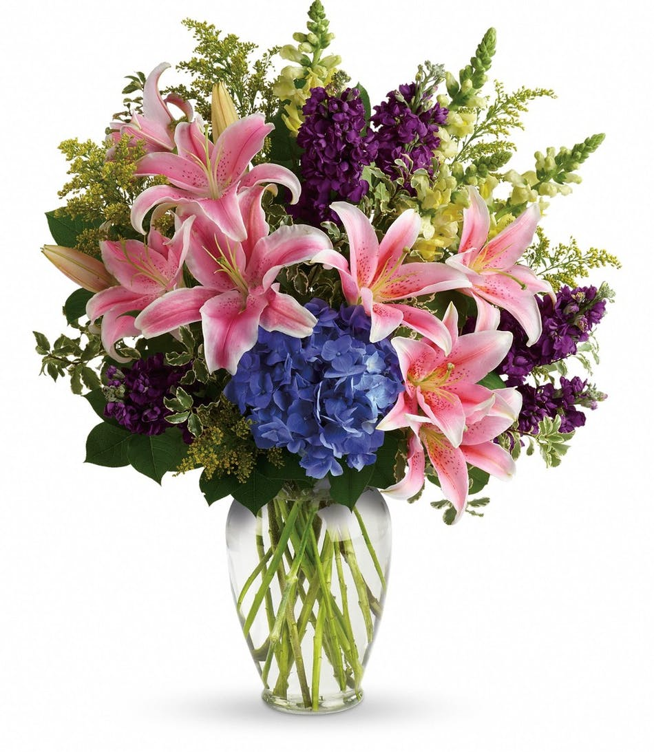 Love Everlasting Sympathy Bouquet Rowland Heights Florist