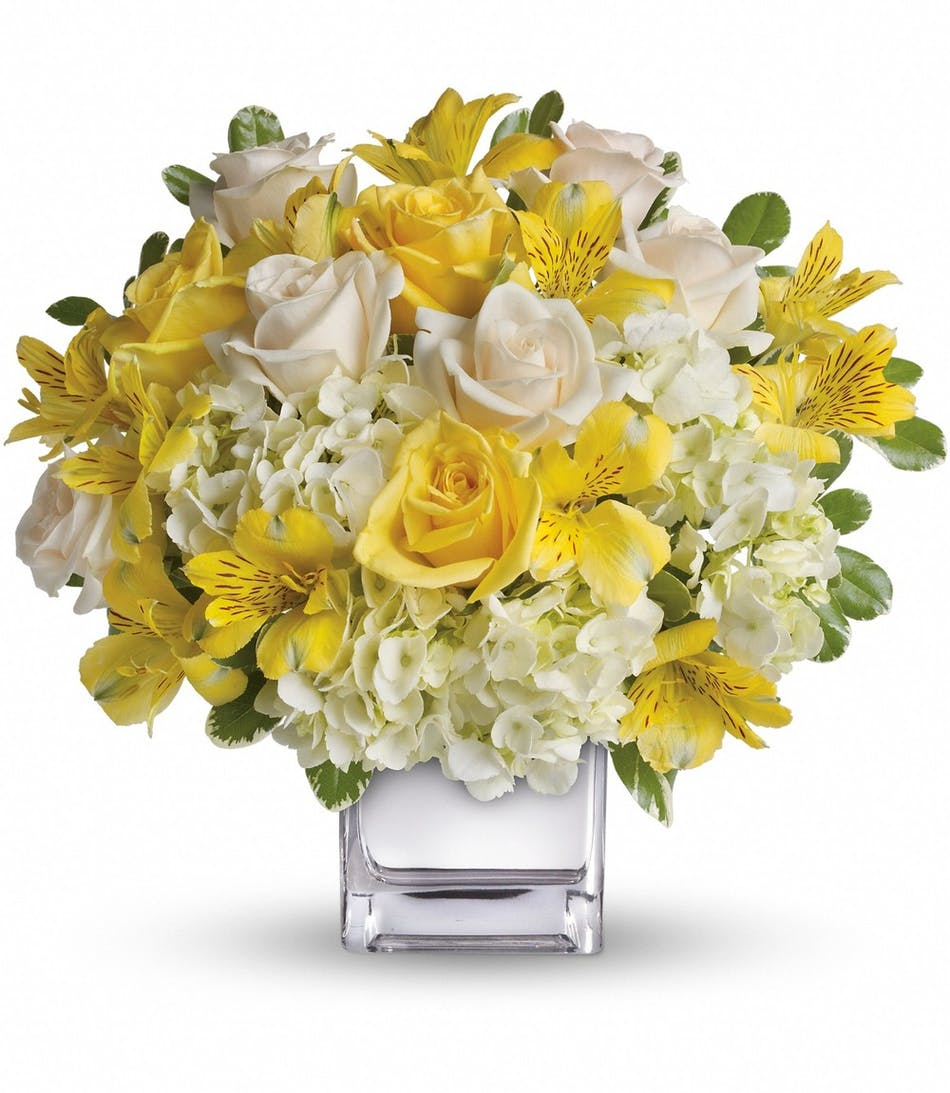 Sweetest Sunrise Bouquet in Rowland Heights, CA