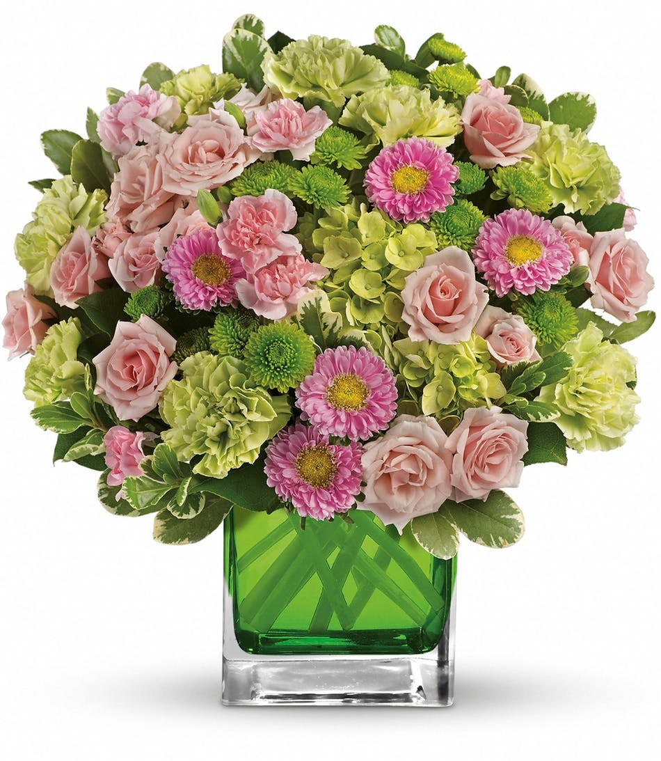 Glendora Whittier Rowland Heights Flower Delivery Make Her Day