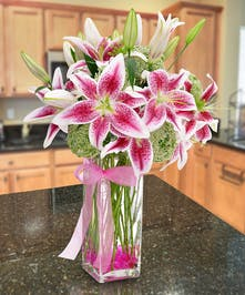 Lovely Lilies Bouquet in Rowland Heights, Whittier, Glendora, CA