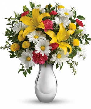 Just Tickled Bouquet in Rowland Heights, Whittier, Glendora, CA
