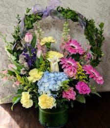 Burst of Spring Bouquet