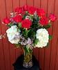 Standard (12 Roses/3 Hydrangea)