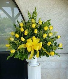 Yellow Rose Memorial